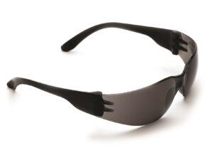 ProChoice 1602 Tsunami Safety Glasses, Smoke