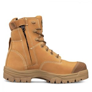 Oliver AT 45632Z Composite Toe Zip Side Safety Boot