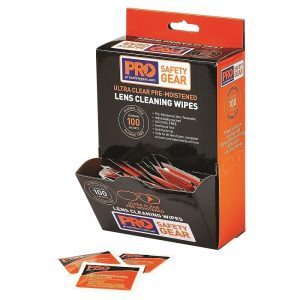 Prochoice Lens Wipes Alcohol free LC100AF
